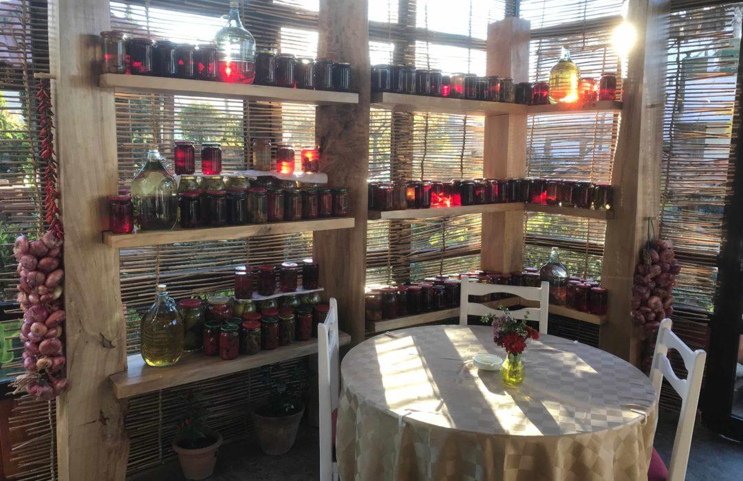 Restaurant Botanika, Prrenjas, Albania, Agro-MAP